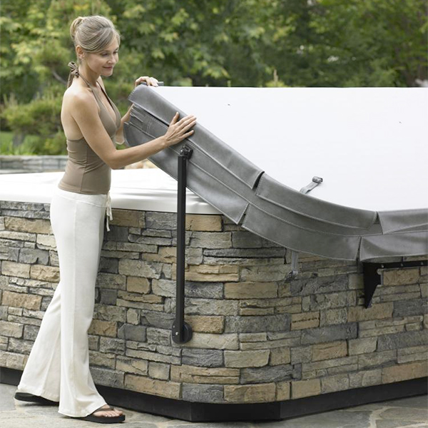 Hot Spring® CoverCradle® II Cover Lifter Product Image