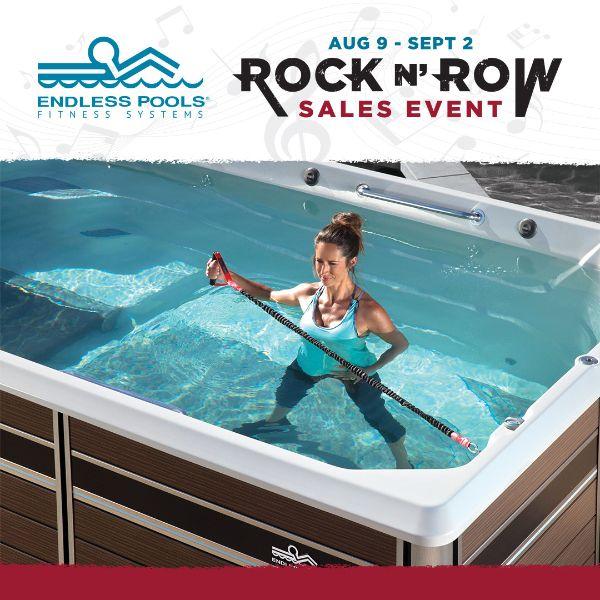Endless Pools Rock N Row